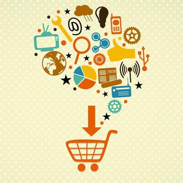 Estrategia de promoción de marketing para tienda online